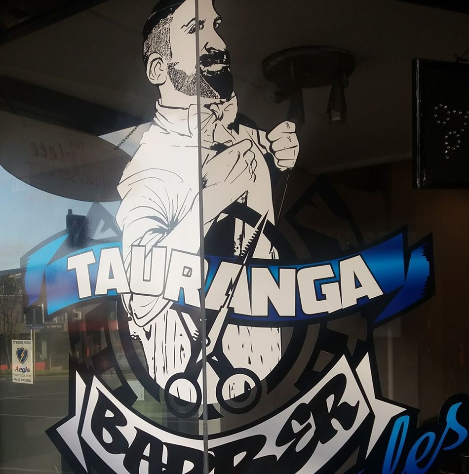 Tauranga Barber Styles