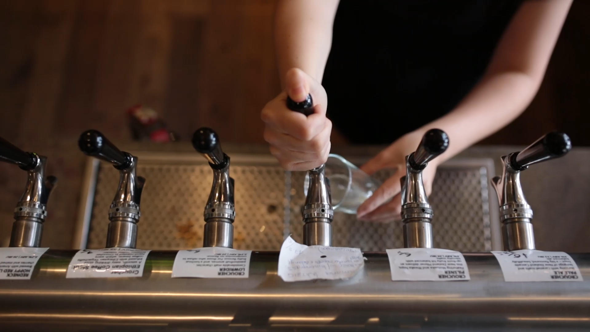 Secrets in the City, Brew Craft Beer Pub