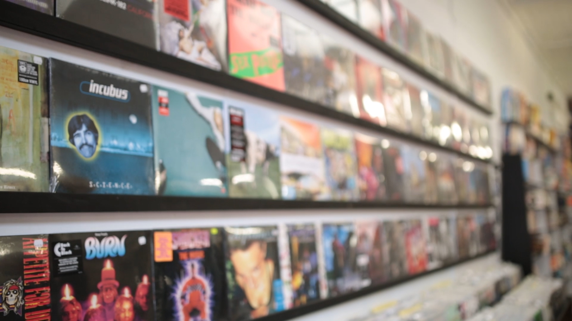 Secrets in the City, Vinyl Destination