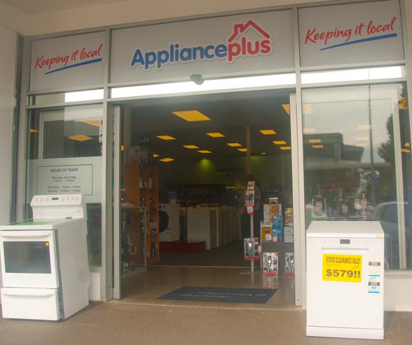 Appliance Plus