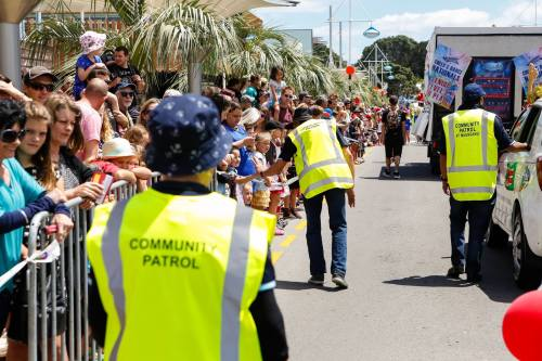 Be a Parade Volunteer