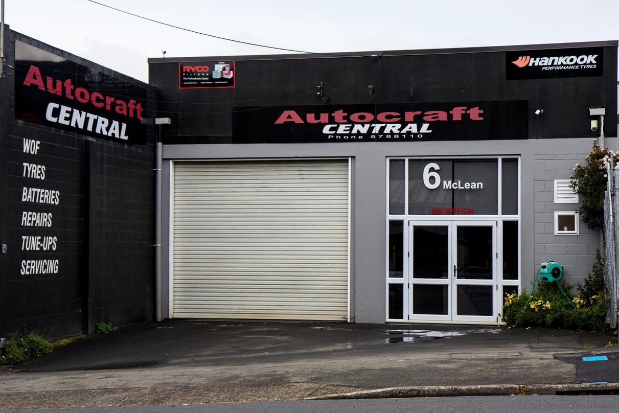 Autocraft Service Centre