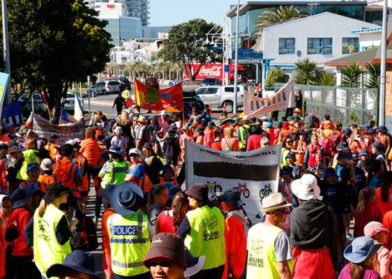 Orange Day Parade