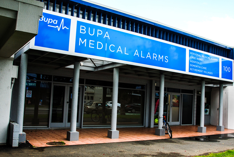 Bupa Medical Alarms