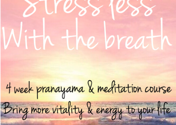 Stress Less with Breath