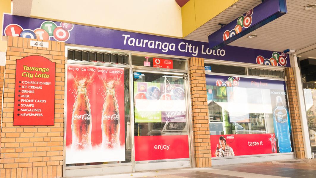 Tauranga City Lotto