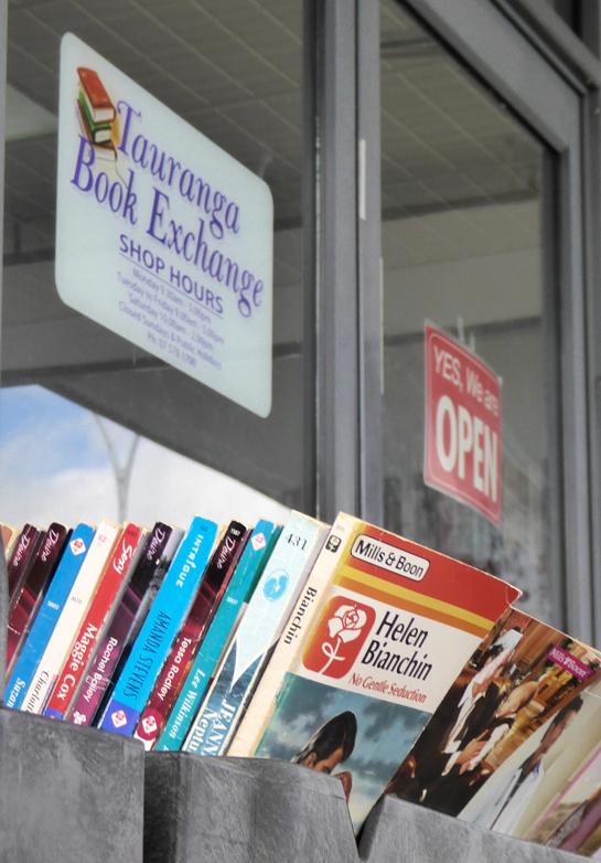 Tauranga Book Exchange