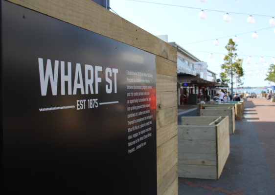 O'Week on Wharf Street