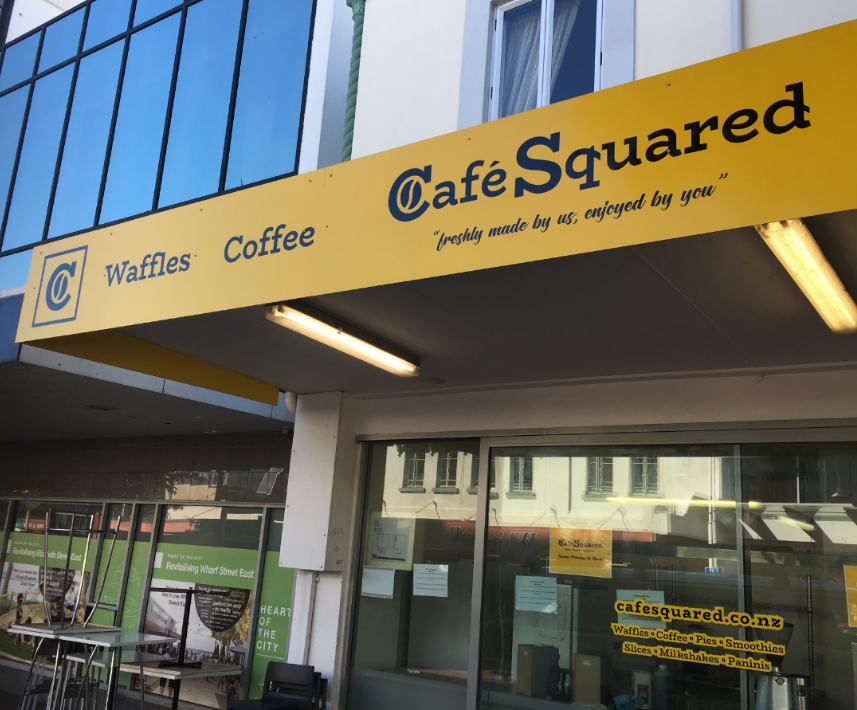 Cafe Squared