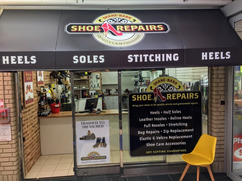 Shane Barr Shoe Repairs