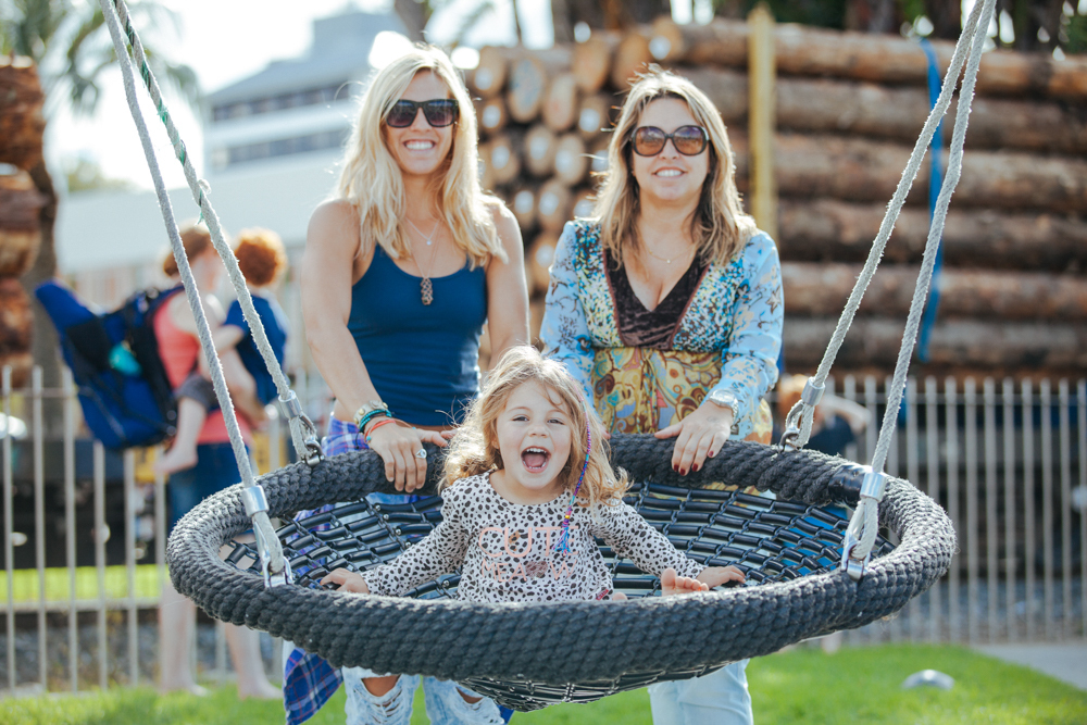 Free fun for all at the Tauranga Waterfront!