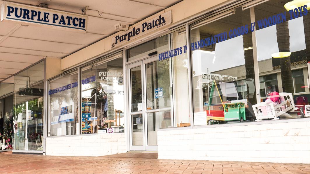 Purple Patch Inc