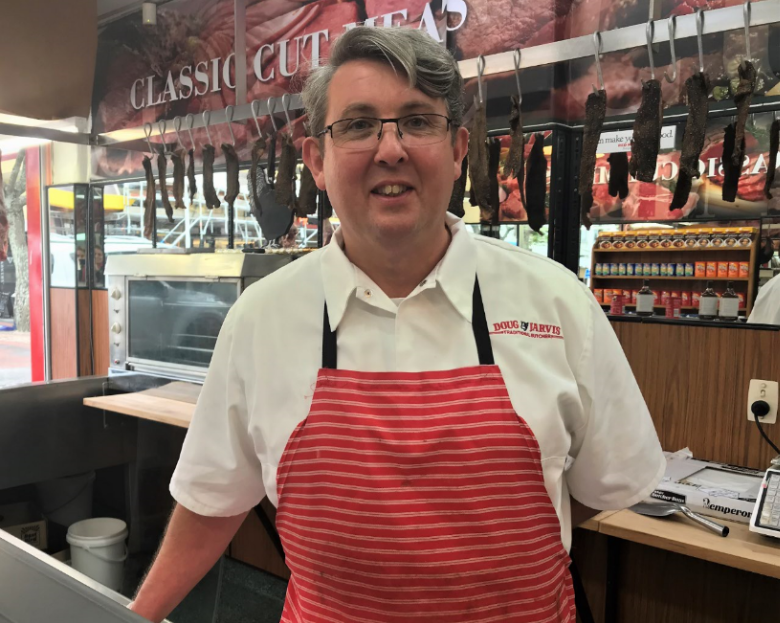 Meet Alistair - Our Local Butcher