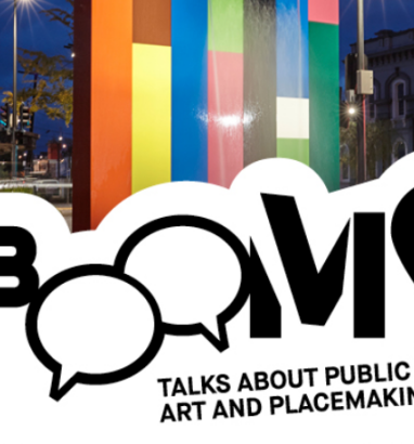 BOOM! Talks About Public Art and Placemaking