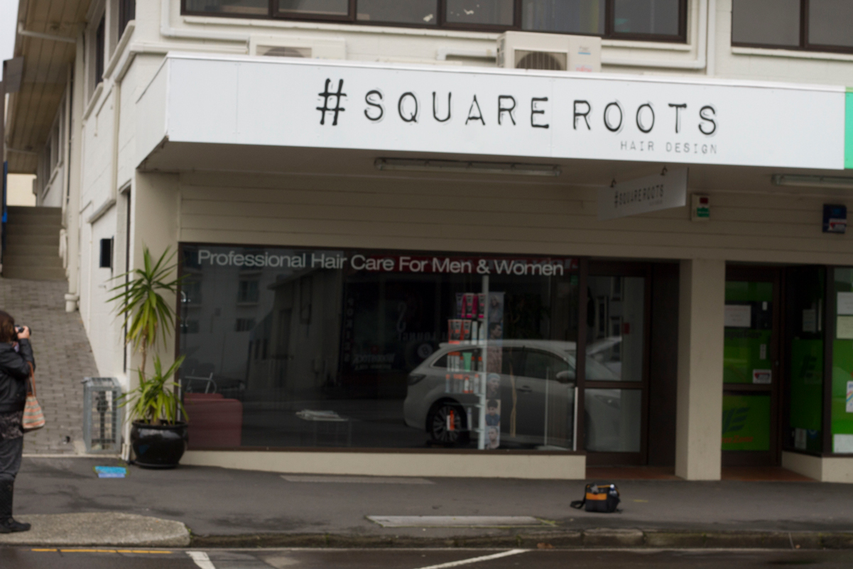 Square Roots Hair Design
