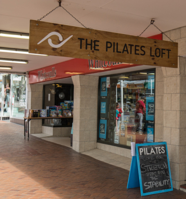 The Pilates Loft