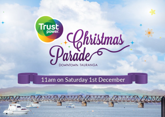 2018 Trustpower Christmas Parade