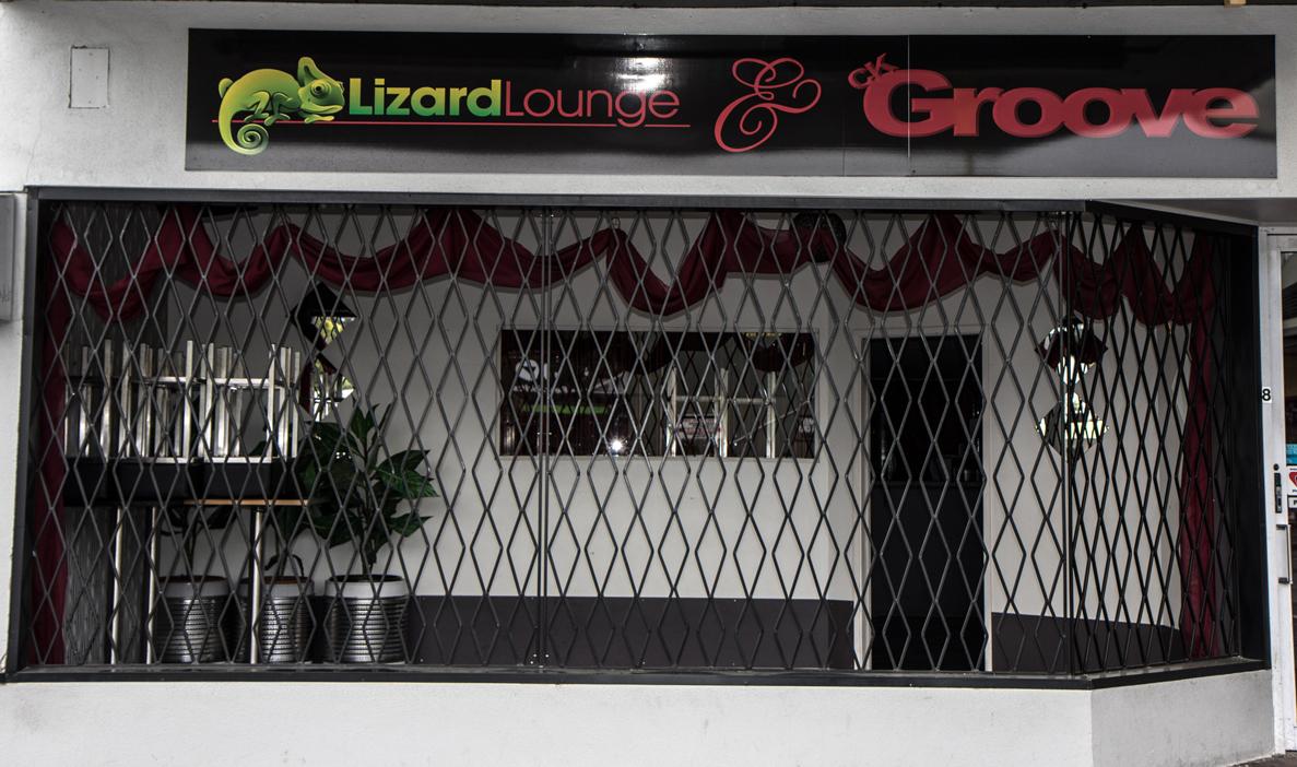Lizzard Lounge