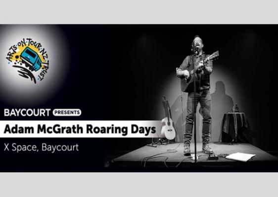 AOTNZ - Adam McGrath and the Roaring Days