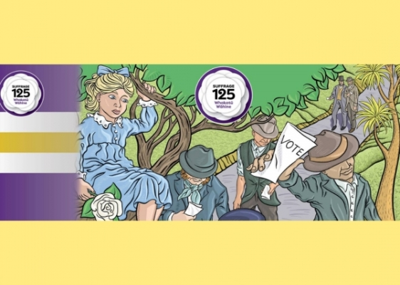Book Launch: Eliza and the White Camellia