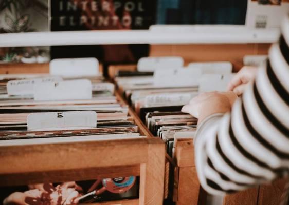 Vinyl Fair at Our Place