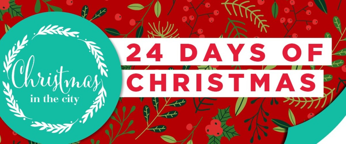 24 days of christmas in downtown tauranga promotions downtown tauranga