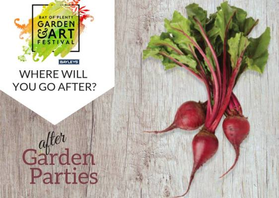 Bay of Plenty Garden and Art Festival