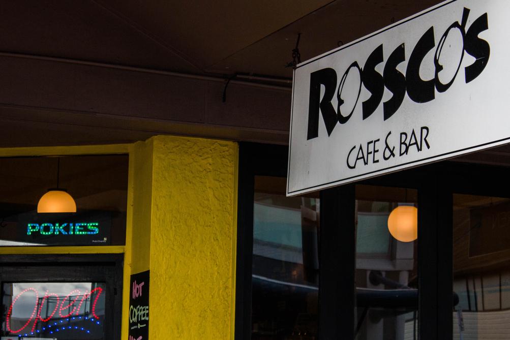 Rossco's Cafe & Bar