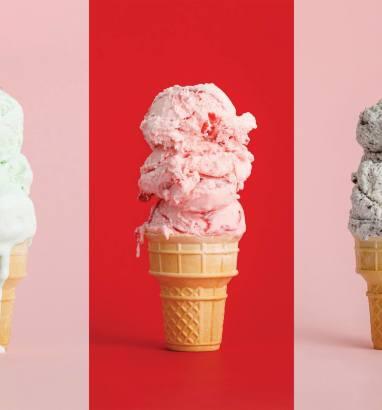 Melted Ice Cream & Frozen Dessert Festival