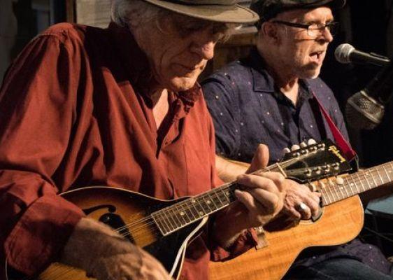 barrel Room Blues with Mike Garner & Robbie Laven