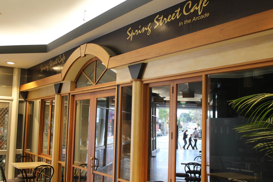 Spring Street Cafe