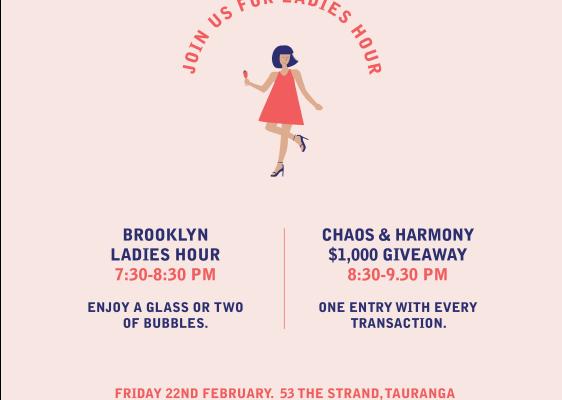 Brooklyn Ladies Hour