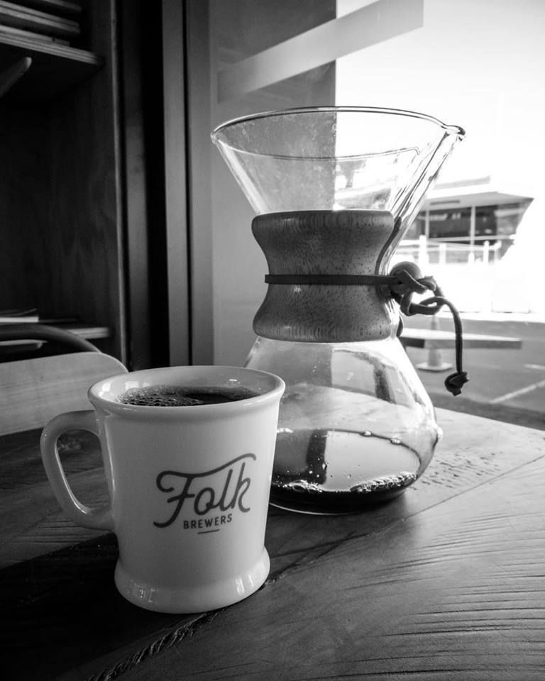 Specialty Coffee at Folk Brewers