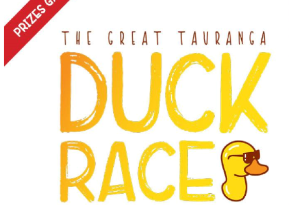 The Great Tauranga Duck Race 2019