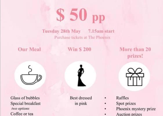 The Phoenix Breast Cancer Breakfast