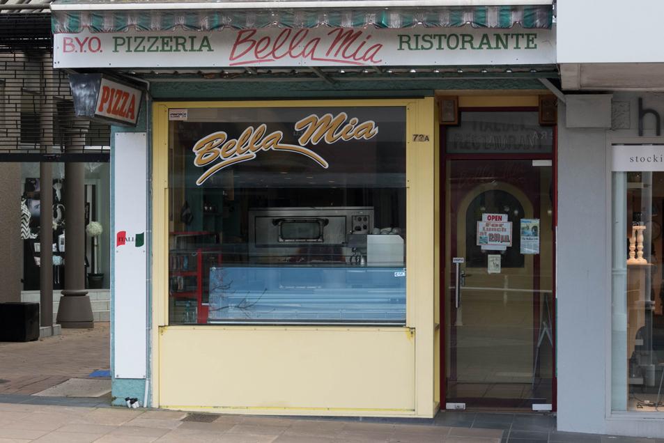 Bella Mia Pizza Restaurant