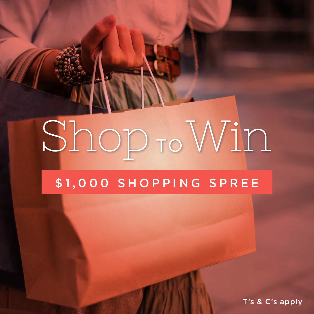 Shop to Win in Downtown Tauranga!