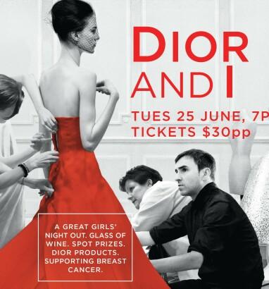 Dior and I at Rialto Cinema
