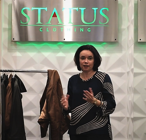 Fashion in a Minute - Status Clothing