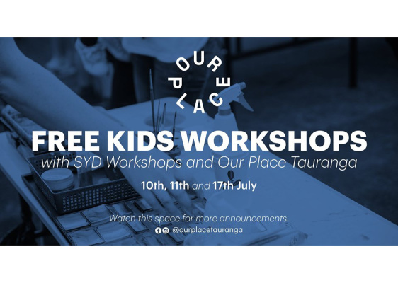 Free Kids Workshops with SYD Workshops