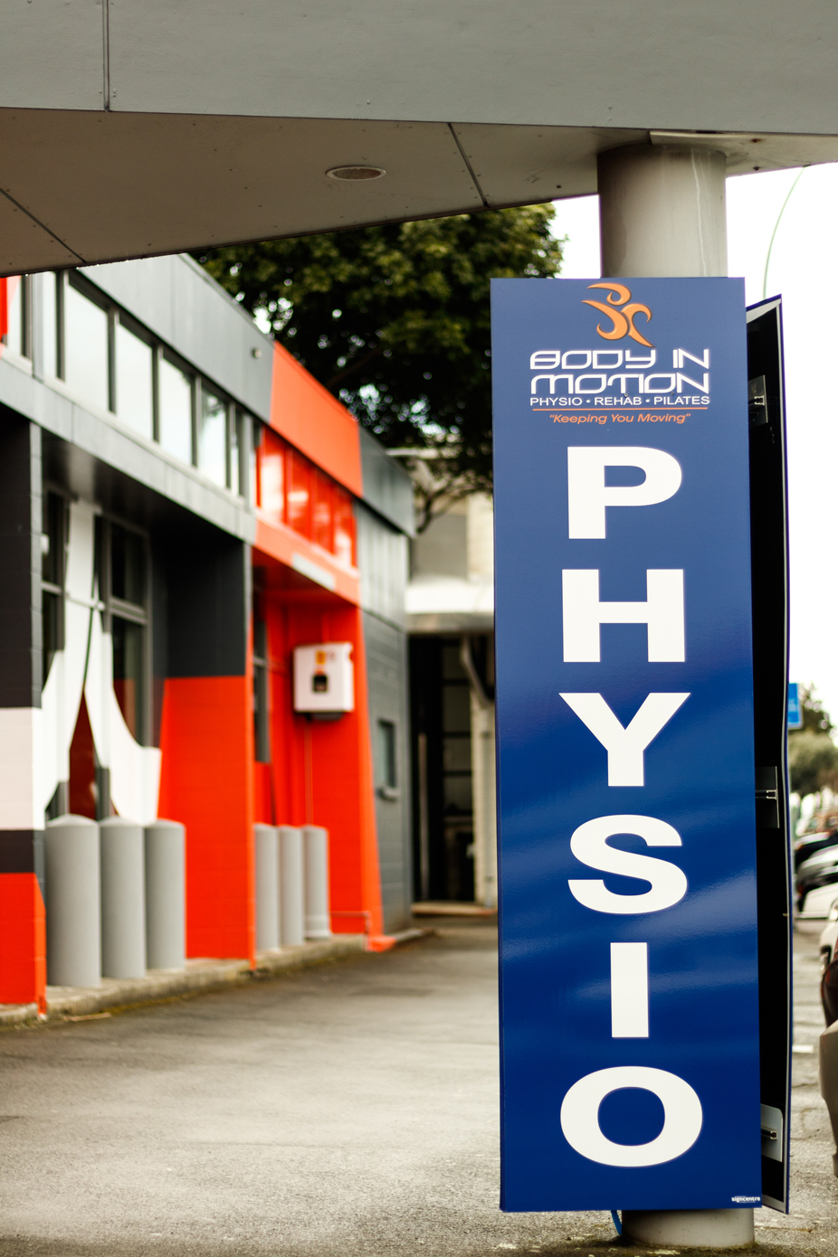 Body in Motion Physio