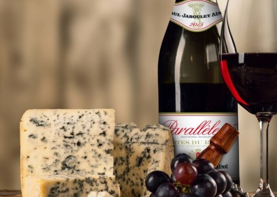 French Wine and Cheese. The Perfect Match!