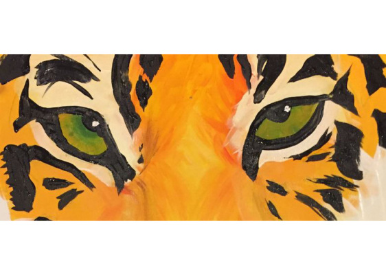 Paint and Wine Night - The Tiger - Paintvine