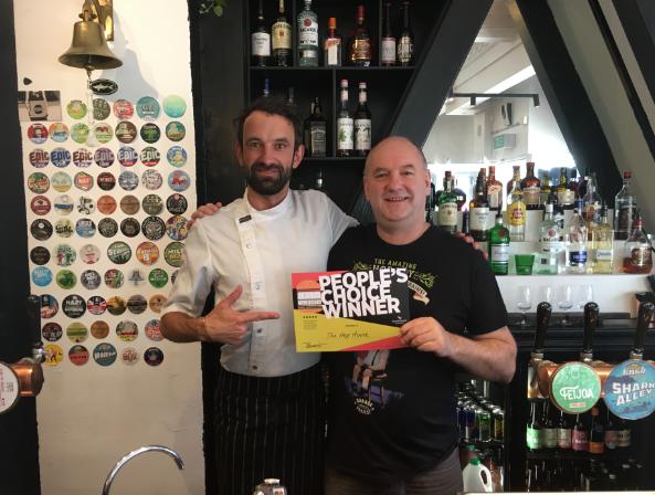 The Taste Tauranga Supreme Burger and People's Choice winners announced
