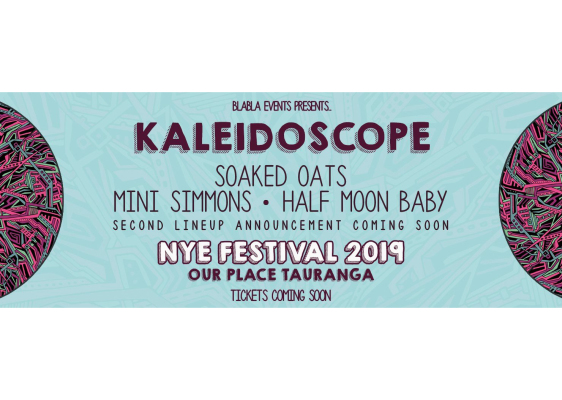 Kaleidoscope NYE Festival 2019