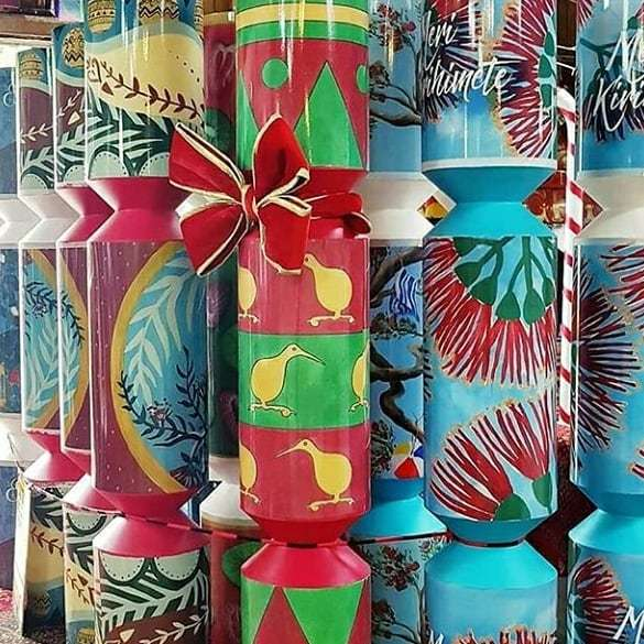 Christmas Crackers in Downtown Tauranga