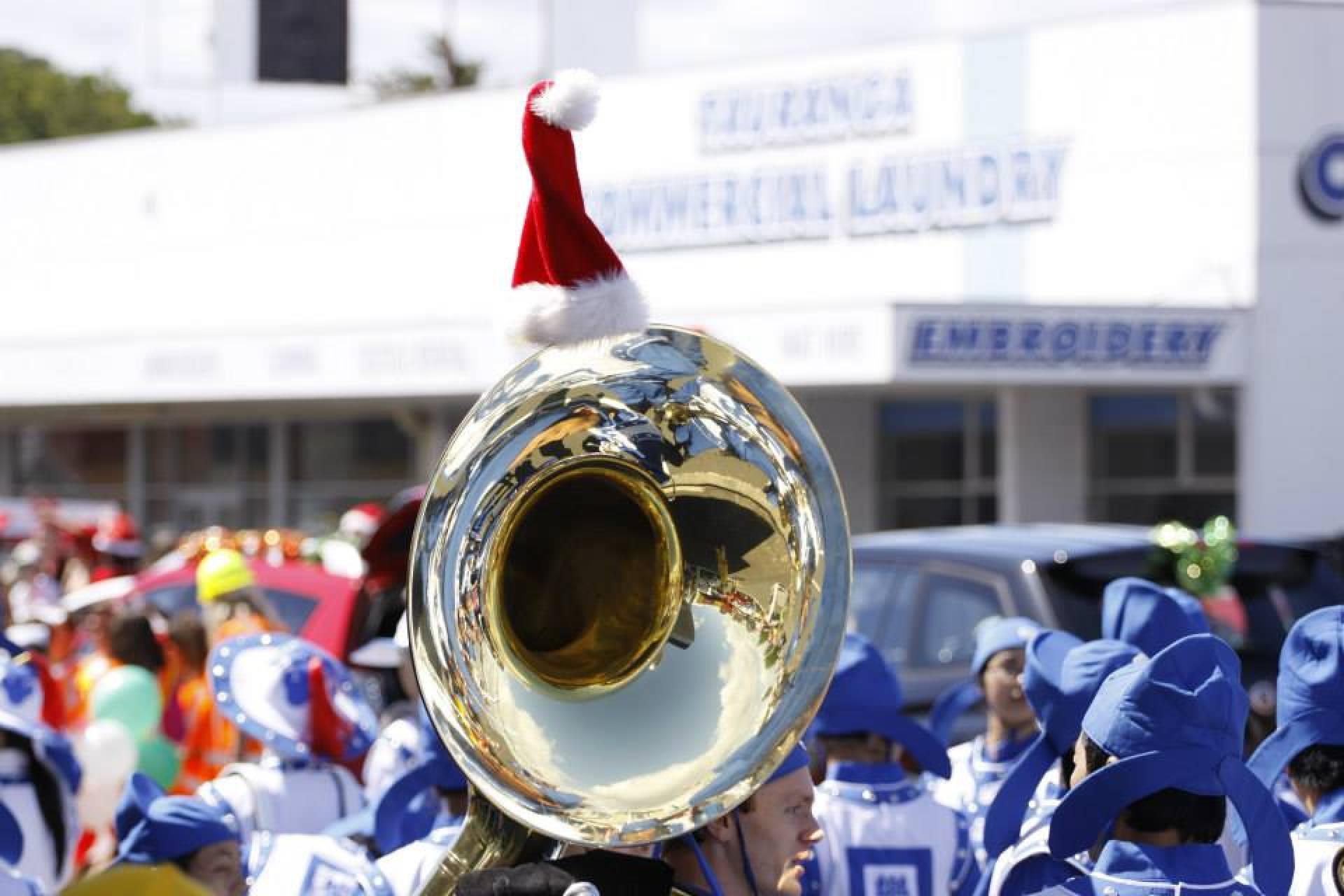 Trustpower Christmas Parade 2014