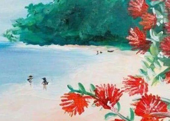 Summer Paint & Wine Series: Summer in NZ - Paintvine