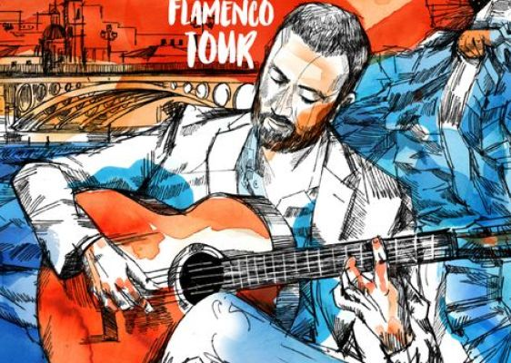 Paul Bosauder Flamenco Tour