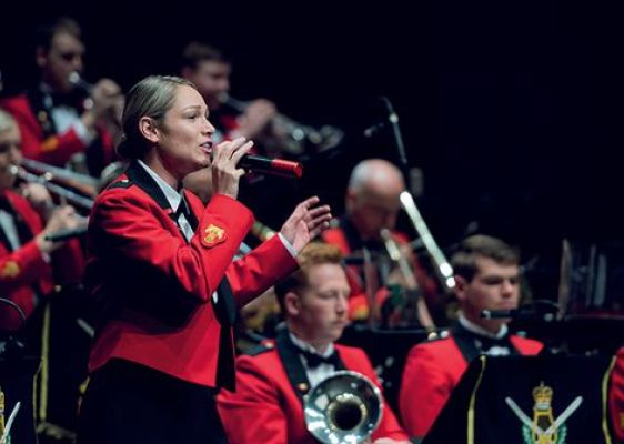 *CANCELLED* The NZ Army Band Jazz Spectacular